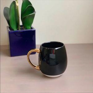 Threshold Dining - Threshold Black & Gold Mug NEW
